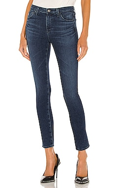 Legging Ankle Jean AG Adriano Goldschmied $198 NEW