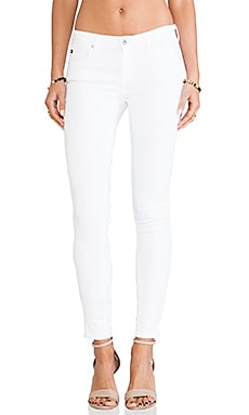 JEAN SKINNY THE LEGGING ANKLE ZIP