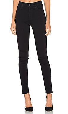 Farrah Skinny in Super Black