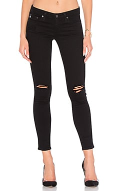 The legging al tobillo en 1 Year Black Pond