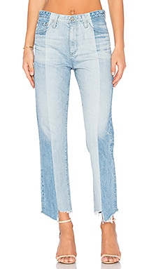 Phoebe Frayed Hem Jean en 19 Years Splinter