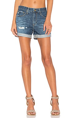 Hailey Denim Short in 9 Years Exemption