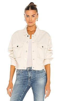 Mirah Fatigue Jacket AG Adriano Goldschmied $235