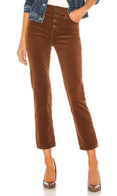 Isabelle Button Up Pant AG Adriano Goldschmied $188 BEST SELLER