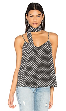 Lisette Tank with Scarf