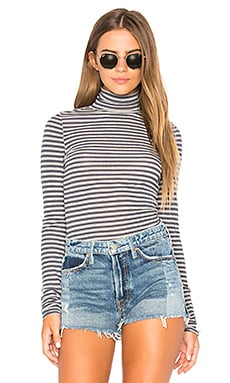 Jill Turtleneck Top