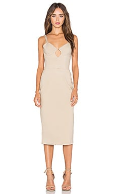 Dylan Dress en Nude