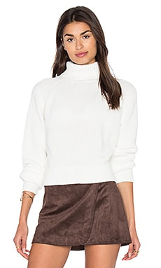 Daphne Sweater in White