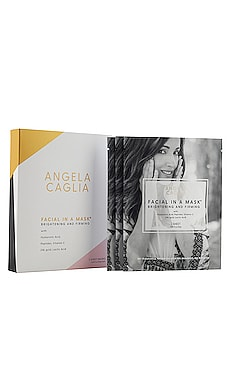 FACIAL IN A MASK 시트 마스크 Angela Caglia Skincare $55