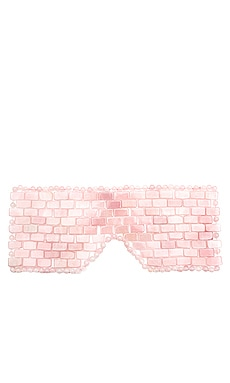 Self Love Rose Quartz Eye Mask Angela Caglia Skincare $140 BEST SELLER