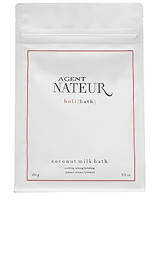 Holi(bath) Coconut Milk Bath 10 Pack Agent Nateur $58