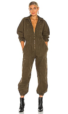 Marin Flight Suit AGOLDE $356 NEW