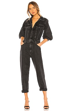 Balloon Sleeve Jumpsuit AGOLDE $172