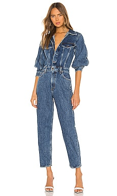 Balloon Sleeve Jumpsuit AGOLDE $358