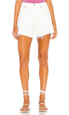 Reese Relaxed Cut Off Short AGOLDE $77
