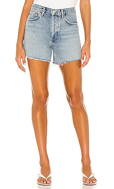 Reese Relaxed Cut Off Short AGOLDE $86