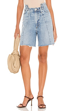 Pieced Angled Short AGOLDE $179