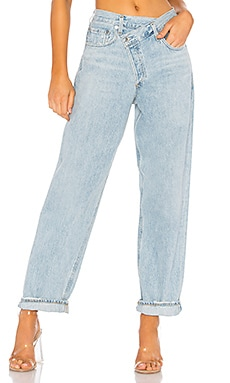 Criss Cross Upsized Jean AGOLDE $178 BEST SELLER