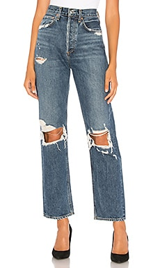 90s High Rise Loose Fit AGOLDE $208 BEST SELLER