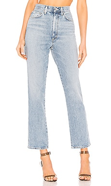 JEAN DROIT PINCH WAIST AGOLDE $178 BEST SELLER