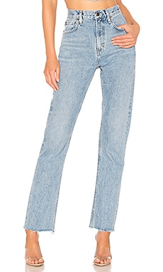 Cherie High Rise Straight AGOLDE $178