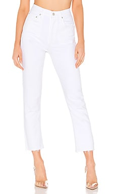 Riley High Rise Straight Crop AGOLDE $178
