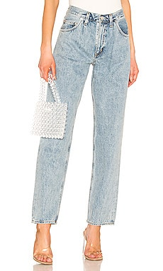 Baggy Oversized Jean With Pleats AGOLDE $118
