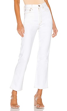 Pinch Waist High Rise Kick AGOLDE $168