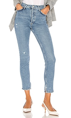 Nico High Rise Slim AGOLDE $135