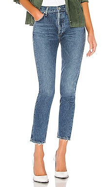 Jamie High Rise Classic AGOLDE $178 BEST SELLER