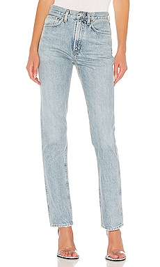 Tamryn Mid Rise Straight AGOLDE $198