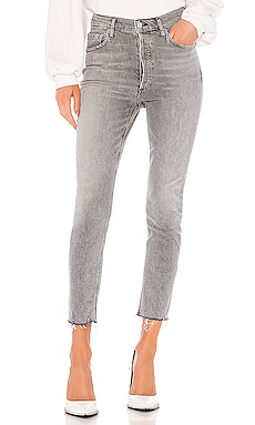 Nico High Rise Slim AGOLDE $168 BEST SELLER