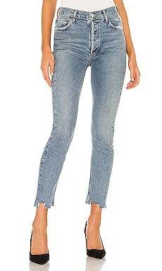 Nico High Rise Slim AGOLDE $168