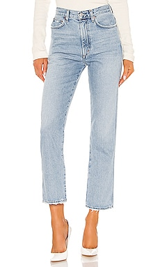 Pinch Waist High Rise Kick AGOLDE $178