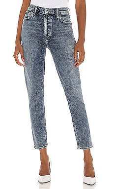 Nico High Rise Slim AGOLDE $143