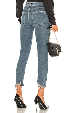 Toni Mid Rise Straight AGOLDE $168 BEST SELLER