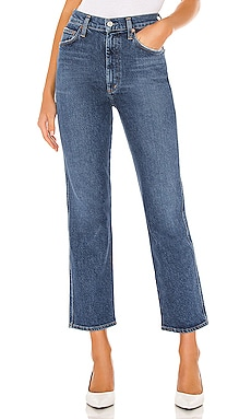 Pinch Waist High Rise Kick Flare AGOLDE $143