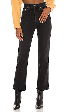 Pinch Waist High Rise Kick Flare AGOLDE $178