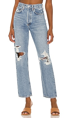 90s Mid Rise Loose AGOLDE $198