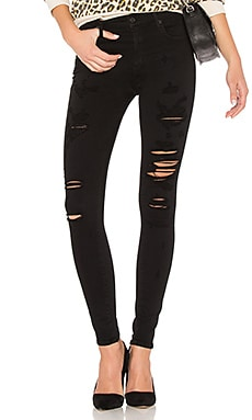 A Gold E Sophie High Rise Skinny en Moonstruck