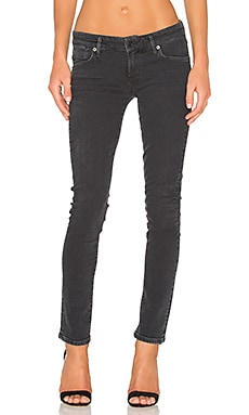 AGOLDE Chloe Low Rise Slim in Chelsea