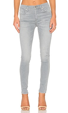 AGOLDE Sophie High Rise Skinny in Fame