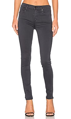 Sophie High Rise Skinny in Aura