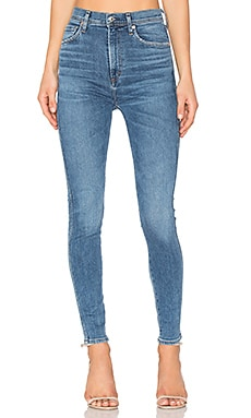 Roxanne Super High Rise Skinny in Adore