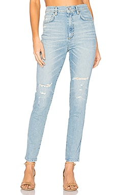 Roxanne Super High Rise Skinny in Dreamer