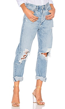 90s High Rise Loose Fit AGOLDE $188