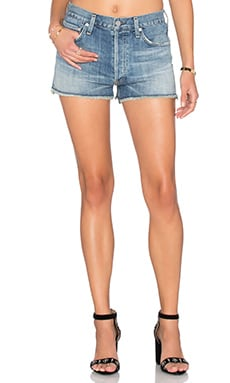 Parker Vintage Cut Off Short in Morrissey
