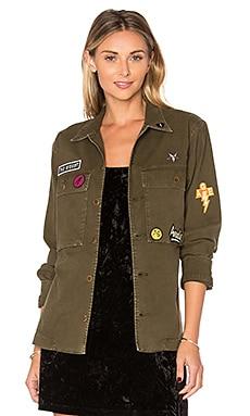 x REVOLVE Stella Utility Shirt Jacket