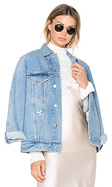 Jessie Denim Jacket in Brooklyn