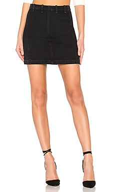 Siouxise Zip Skirt AGOLDE $42 (FINAL SALE)
